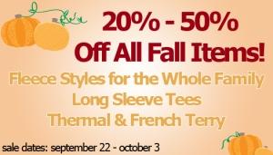 Fall Sale - Rock Bottom T-Shirts