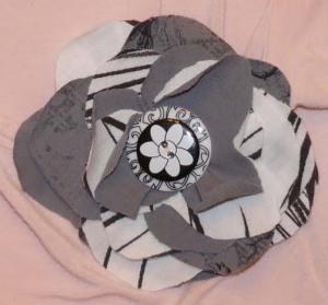 Fabric Corsage Image