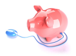 Money Saving Piggy Bank image