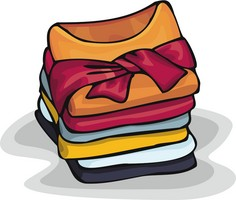 Image depicting a Bundle of T-Shirts