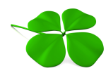 4 Leaf Clover - St. Patrick's Day