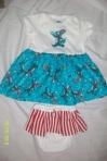 Infant Dress Child Theme - Dr. Seuss