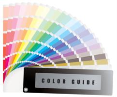 Color Fan Deck