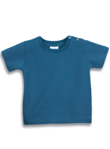 Infant Softy Snap Shoulder T-Shirt