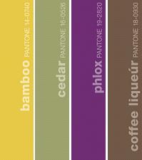 Fall Fashion Colors - Pantone Fall 2011 Color Trends