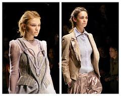 Fall Fashion Colors on Fashion Models