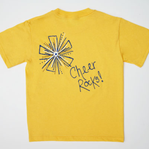 Fall Kids T-Shirts Crafts
