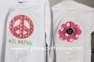 How to Applique T-Shirts