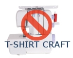 No Sew T-Shirt Craft
