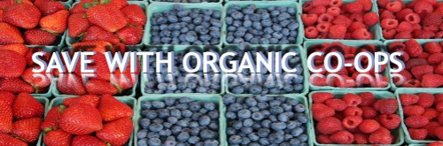 Save Money on Organic By Shopping at Co-Ops