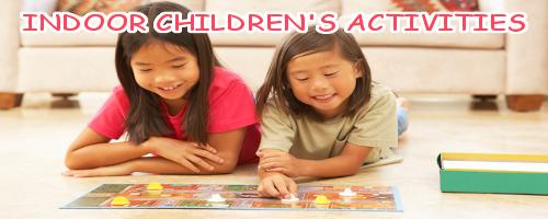 Affordable Indoor Activities for Children