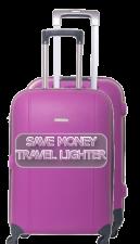 Save Money - Travel Lighter